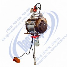 Таль фасадная электрическая TOR YT-JZX 400/800кг 30/15м (220В)