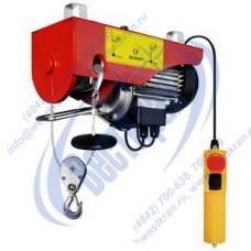 Таль электрическая стационарная РА 250/500кг 18/9м (220В)