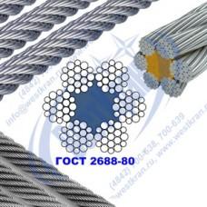 Канат стальной 12,0мм ГОСТ 2688-80