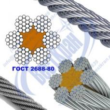 Канат стальной 30,5мм ГОСТ 2688-80