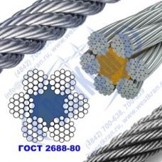 Канат стальной 37,0мм ГОСТ 2688-80