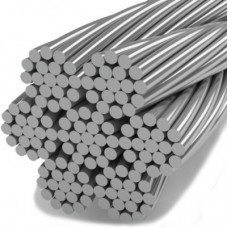 Канат оцинкованный стальной 12,0 (7х19 (1+6+12) аналог ГОСТ 3067-88)