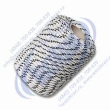 Шнур полиамидный 16-прядный 12мм, разрушающая нагрузка 1700кгс