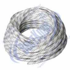 Веревка плетеная 24 пряди ПА 4мм., разруш. нагр.: 400кгс