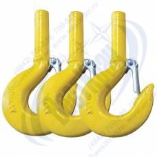 Крюк с цилиндрическим хвостовиком г/п 1,0 тонна, тип 319А (заготовка)