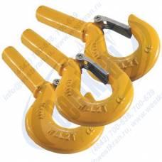 Крюк с цилиндрическим хвостовиком г/п 2,0 тонны, тип 319А (заготовка)
