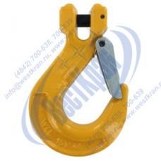 Крюк с вилочным сопряжением 330А (тип SALKH 22-8) г/п 15 тонн