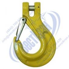 Крюк с вилочным сопряжением 330А (тип SALKH 16-8) г/п 8 тонн