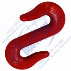 Крюк S-образный г/п 1 тонна