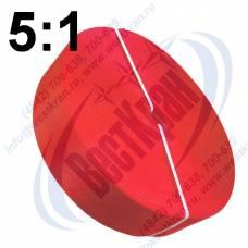 Лента полиэфирная для стропов ЛПЭС-150-15000 (5:1) красная