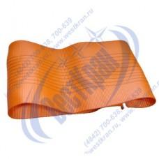 Лента полиэфирная для стропов ЛПЭС-300-45000 (7:1) оранжевая