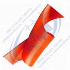 Лента полиэфирная для стропов ЛПЭС-300-56000 (7:1) оранжевая