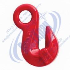 Крюк укорачивающий LYK 7/8мм г/п 2 тонны, 8 класс