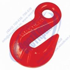 Крюк укорачивающий LYK 13мм г/п 5,3 тонны, 8 класс