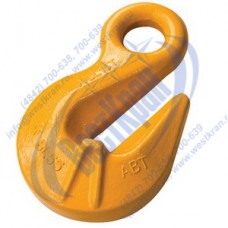 Крюк укорачивающий LYK 22мм г/п 15 тонн, 8 класс