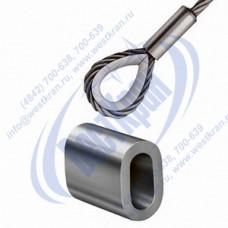 Втулка алюминиевая 10мм DIN3093