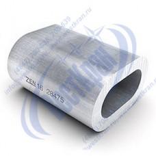 Втулка алюминиевая 16мм DIN3093