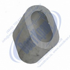 Втулка алюминиевая 30мм DIN3093