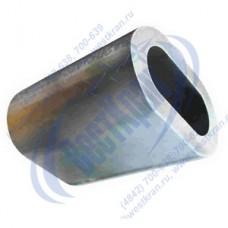 Втулка алюминиевая 36мм DIN3093