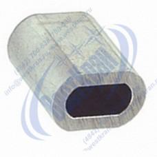 Втулка алюминиевая 38мм DIN3093