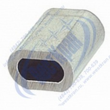 Втулка алюминиевая 56мм EN 13411-3 (DIN 3093)