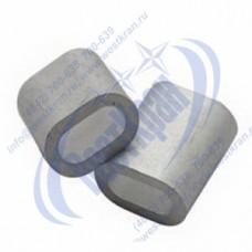 Втулка алюминиевая 8мм EN 13411-3 (DIN 3093)
