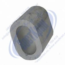 Втулка алюминиевая  9мм DIN3093