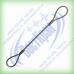 Строп канатный петлевой СКП-0,63 г/п 0,63 тонны (канат 7,6мм)