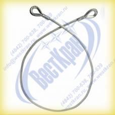 Ветвь канатная ВК-1,6 г/п 1,6 тонны (канат 13мм)