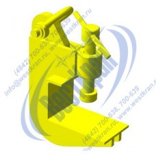 Захват для балконных плит ЗБП-2,5-35-100 г/п 2,5 тонны