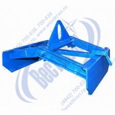 Захват ЗЖБП-0,8-700 для железобетонных плит