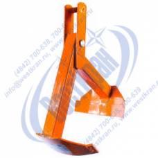 Захват для бочек вертикальный TOR DL-350 клещевой г/п 350кг
