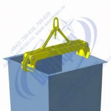 Захват для ящиков ЗКЯс-0,65-850 г/п 0,65 тонны