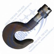 Крюк крановый 22Б-1 в сборе ГОСТ 6627-74