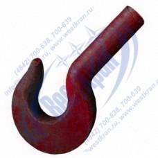 Заготовка крюка кранового 24Б-1 ГОСТ 6627-74