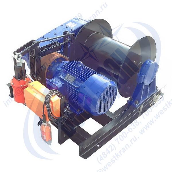 Лебедка электрическая ЛМм-5 фото
