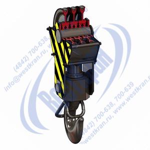 Подвеска крюковая крановая ПКК-3-10-500 фото