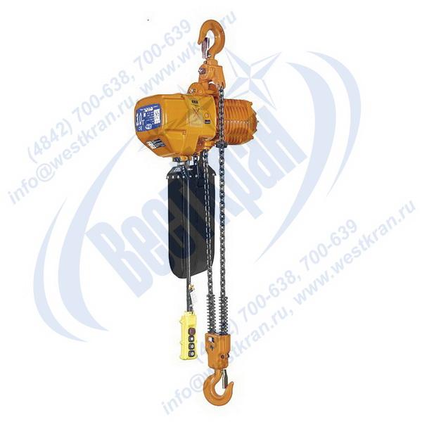Таль цепная электрическая стационарная DHS-A-3,0 02 фото