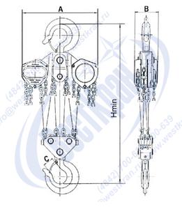 HSZ-20,0 чертеж