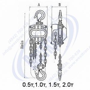 HSZ-1,5 чертеж